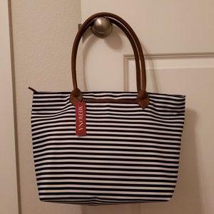Target Merona Nylon Tote Bag